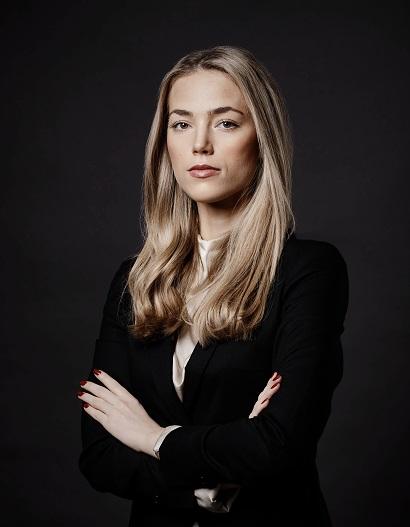 Cajsa Helin - Jurist