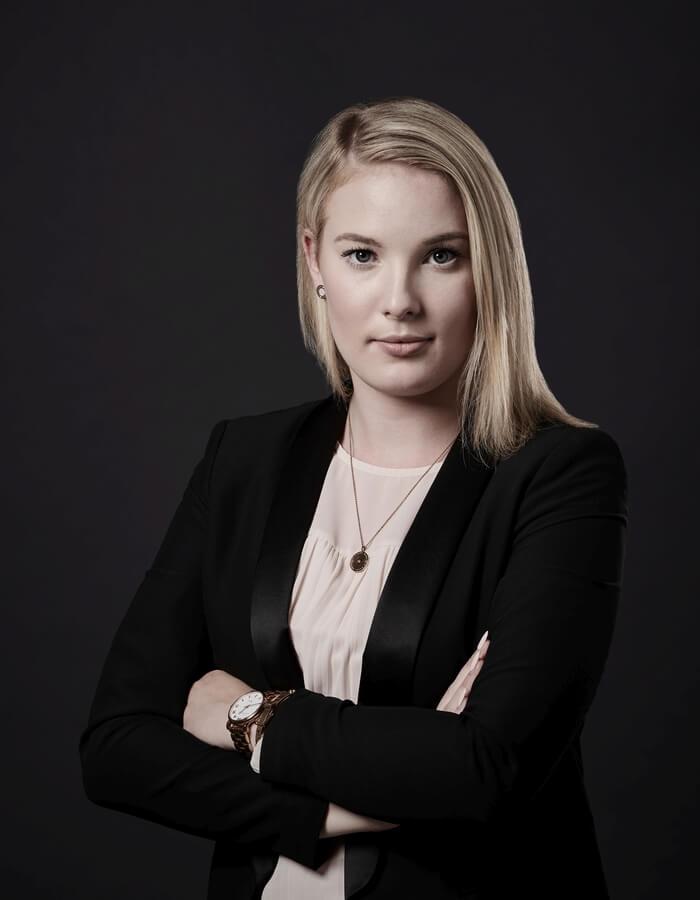 Hanna Hollner - Administrativ Assistent