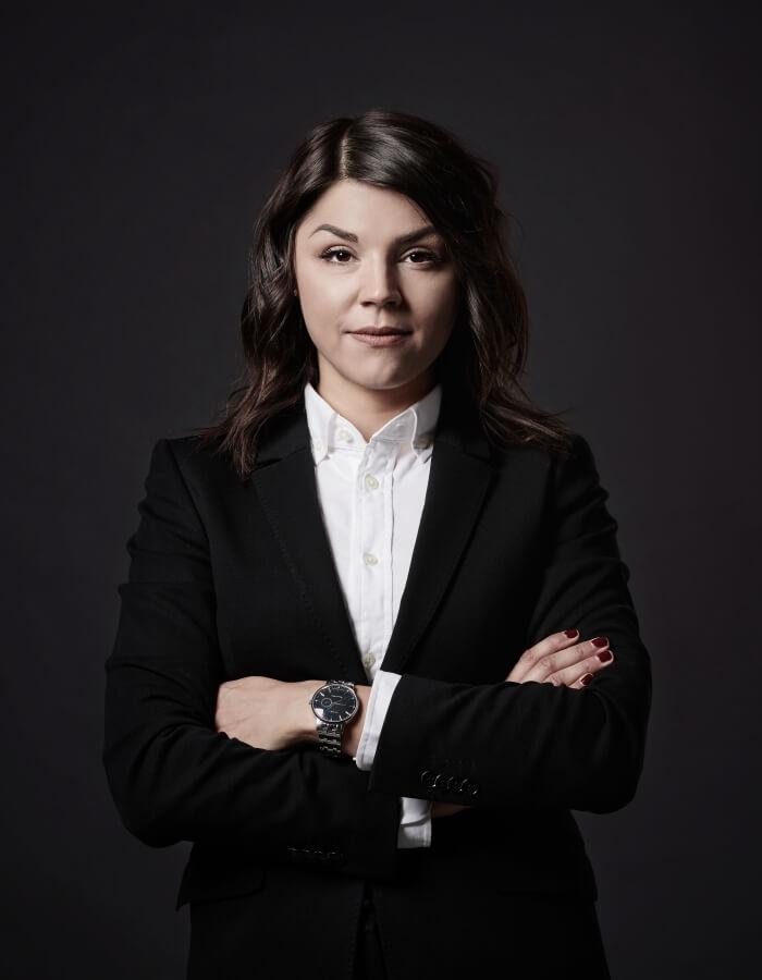 Ina Ferrari - Jurist