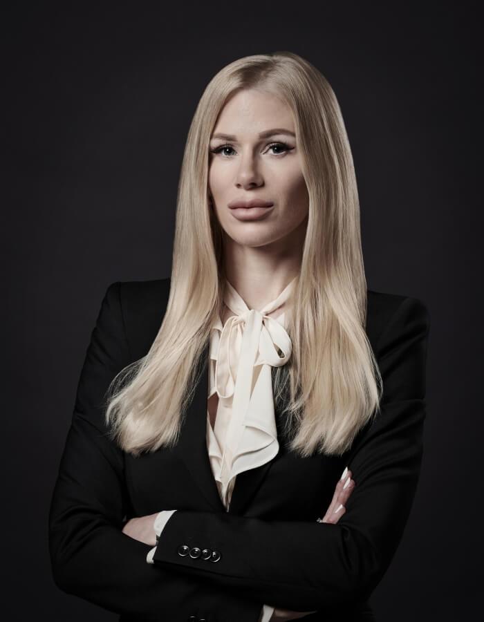 Linda Ekholm - Administrativ Chef