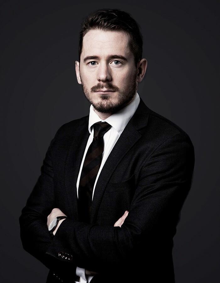 Martin Persson - Advokat/Delägare