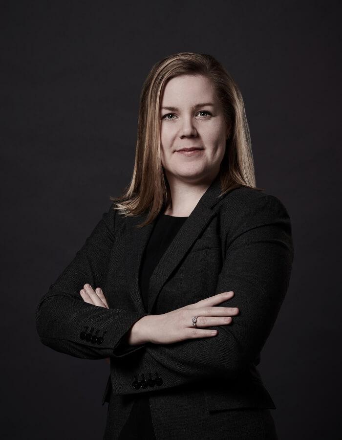 Matilda Lundberg - Administrativ Assistent
